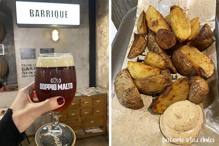 Doppio Malto, cerveza artesana en Roma