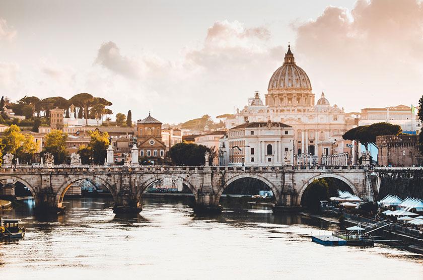Free tour alrededores del Vaticano