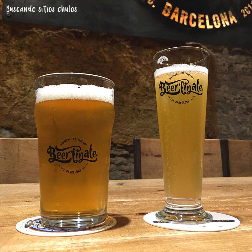 Cerveza artesana en Beer'linale