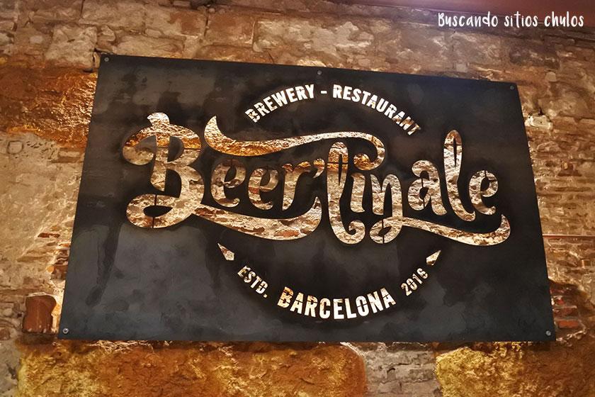 Beer'linale cerveza artesana en Barcelona