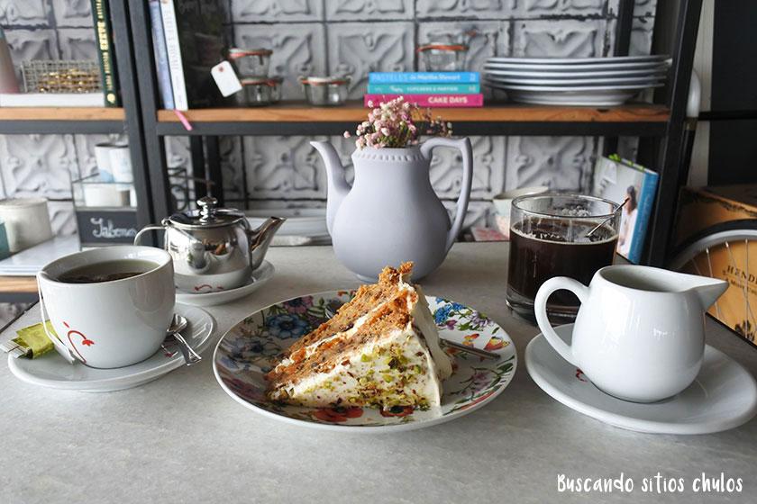 Cafeterías chulas
