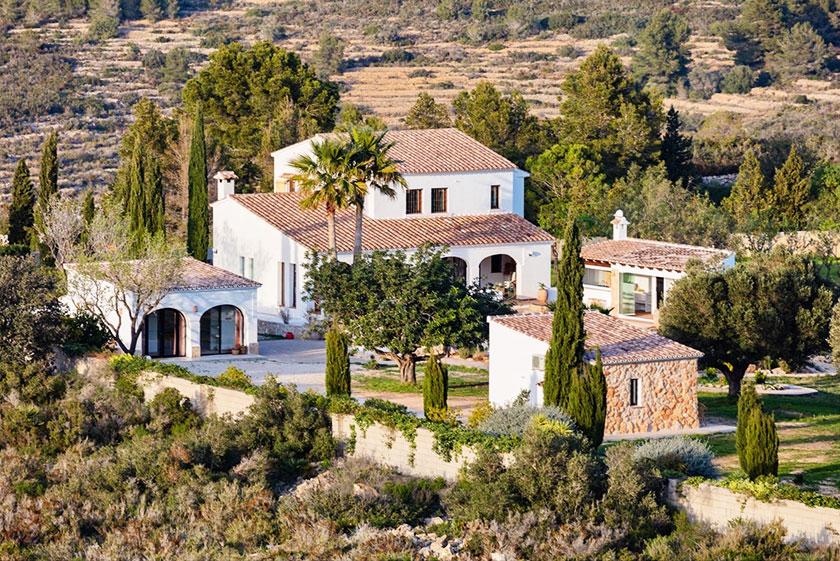 Casa Alba en Alicante