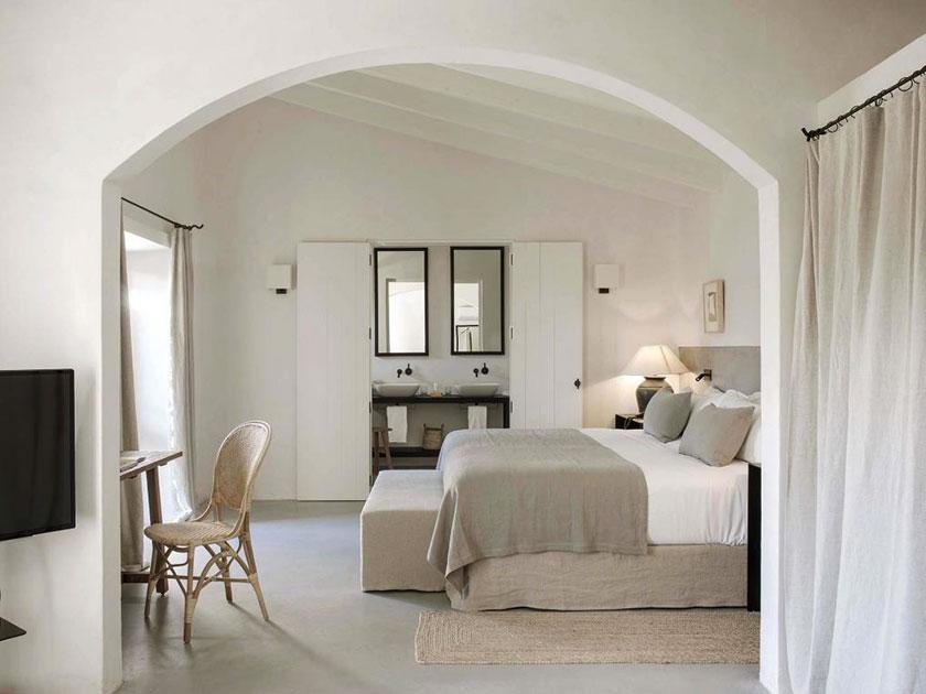 Hotel de lujo Finca Serena