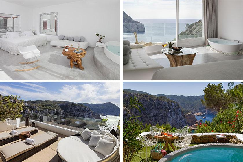 Hacienda Na Xamena en Ibiza