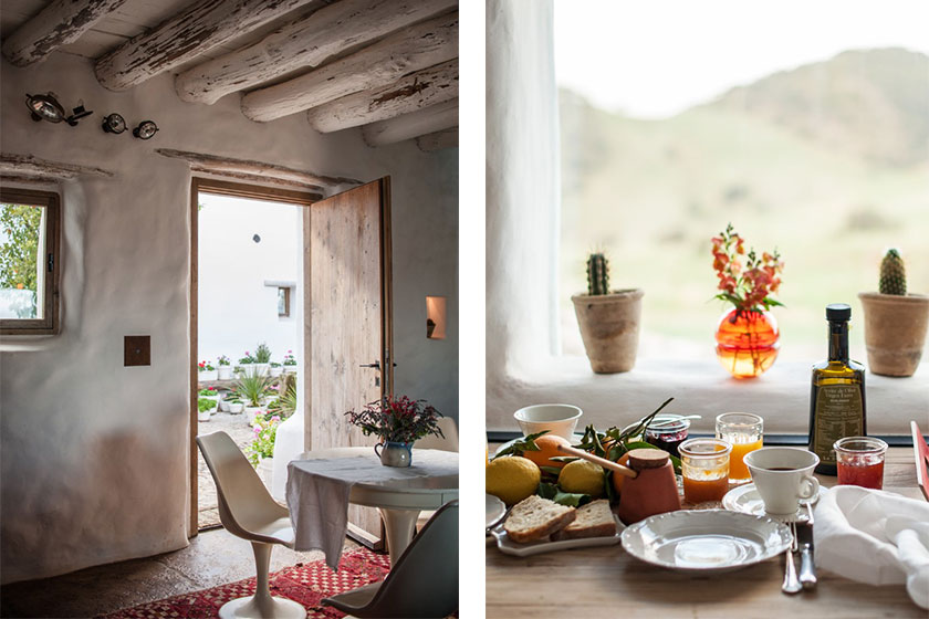 Alojamientos con encanto La Donaira