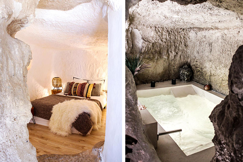 Xuq hotel cueva