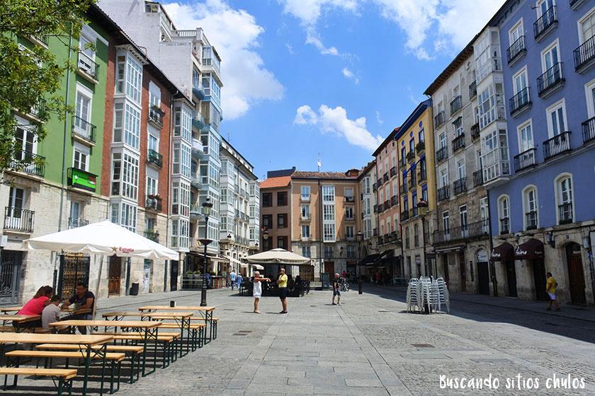 Planes en Burgos
