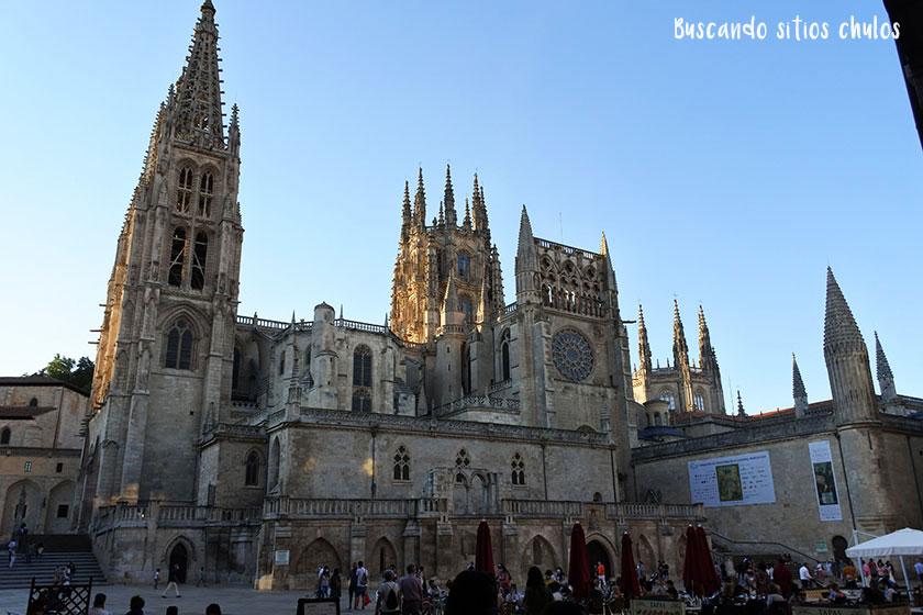 Qué hacer en Burgos: visitar la catedral