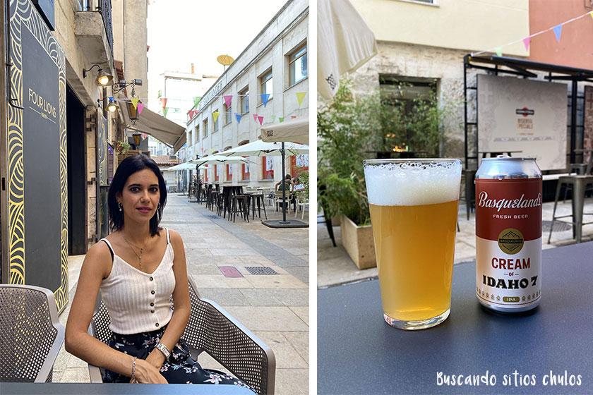Cerveza artesana en Four Lions