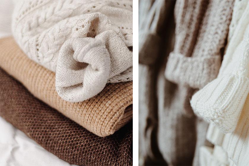 Jerséis de lana