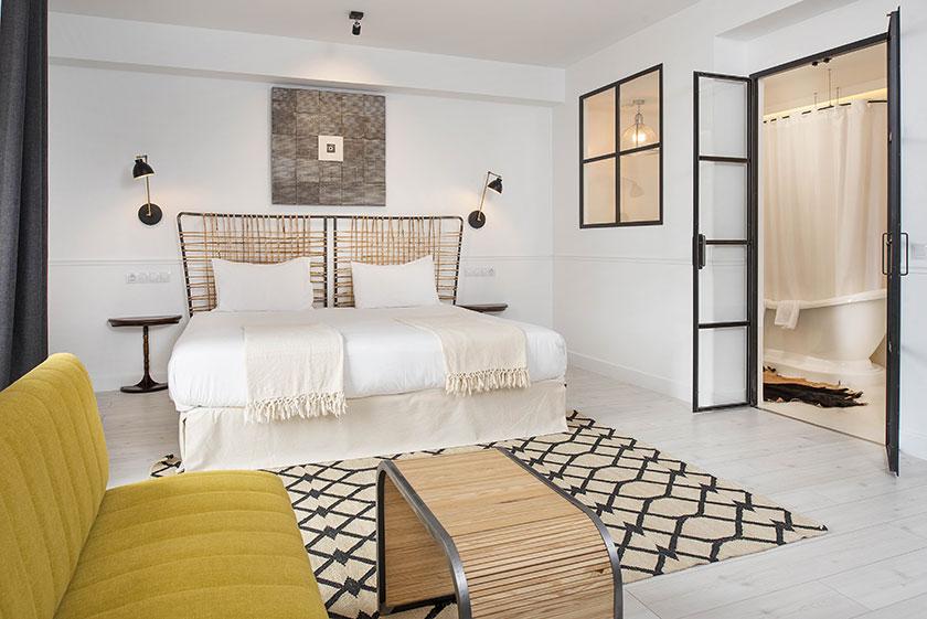 Hoteles de diseño en Madrid: 7 Islas