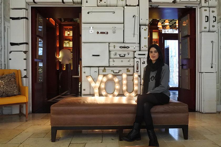 Hoteles de diseño en Madrid