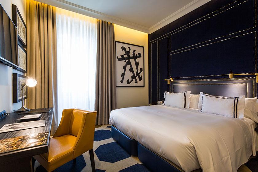 Hoteles de diseño en Madrid: Only You Boutique