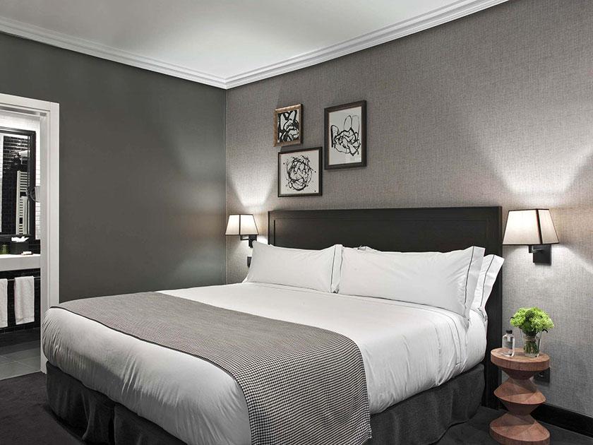 Hoteles de diseño en Madrid: The Principal