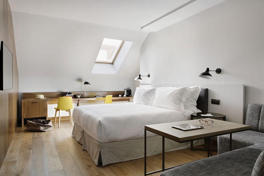 Hoteles de diseño en Madrid: TÓTEM