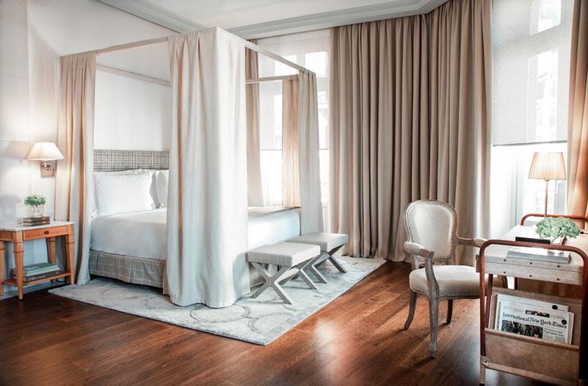 Hoteles de diseño en Madrid: URSO Hotel & Spa