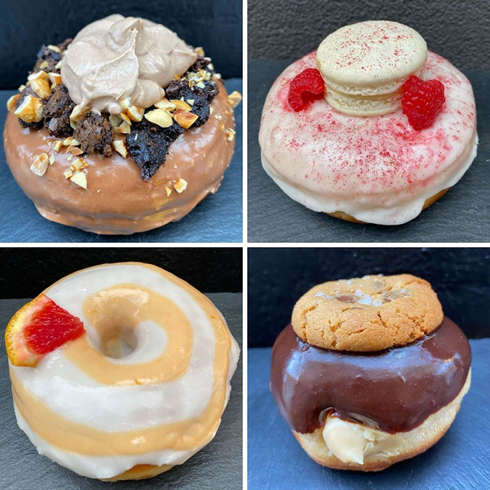 Dulces en Nueva York: The Doughnut Project