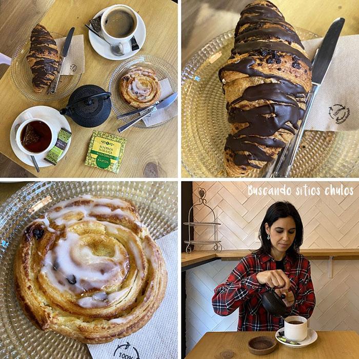 Pastelería Los Molinos en Gijón