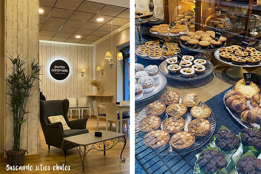 Pastelería Punto Caramelo en Gijón