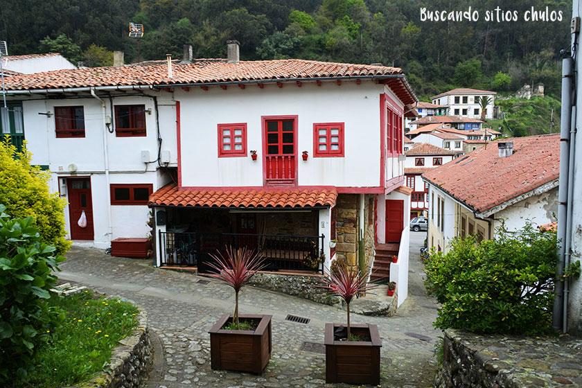 Barrio de San Miguel (Tazones)