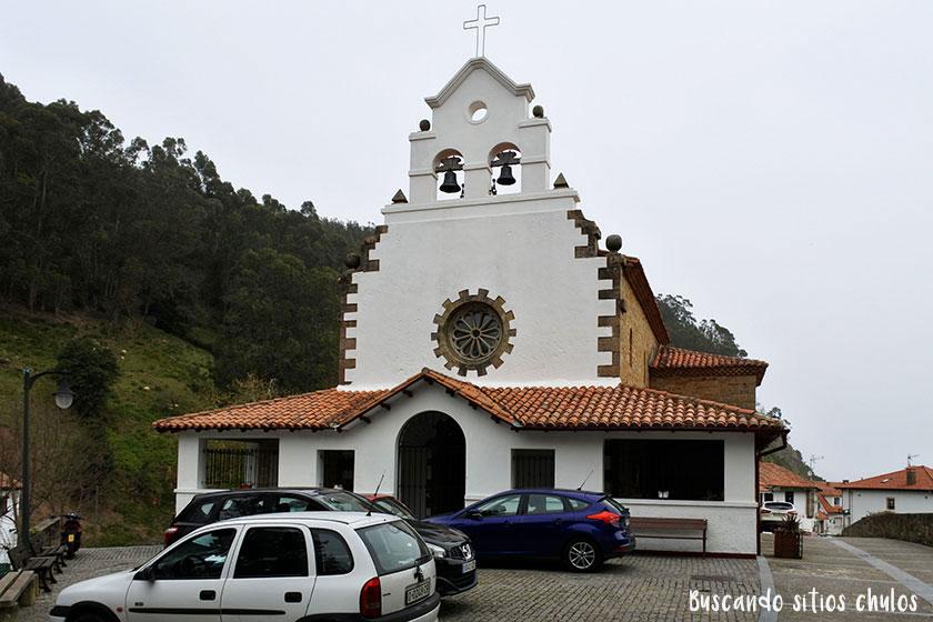 Iglesia de San Miguel Tazones