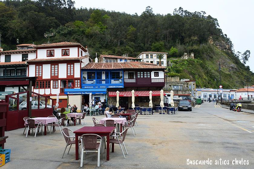 Restaurantes en Tazones