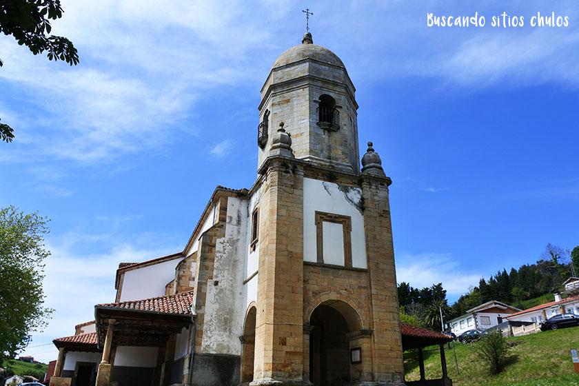 Iglesia Santa María de Sábada Lastres