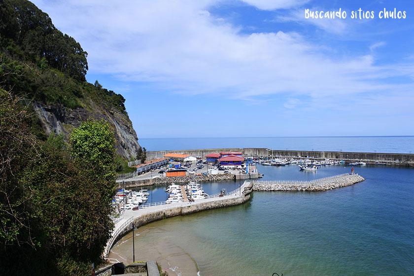 Puerto de Lastres