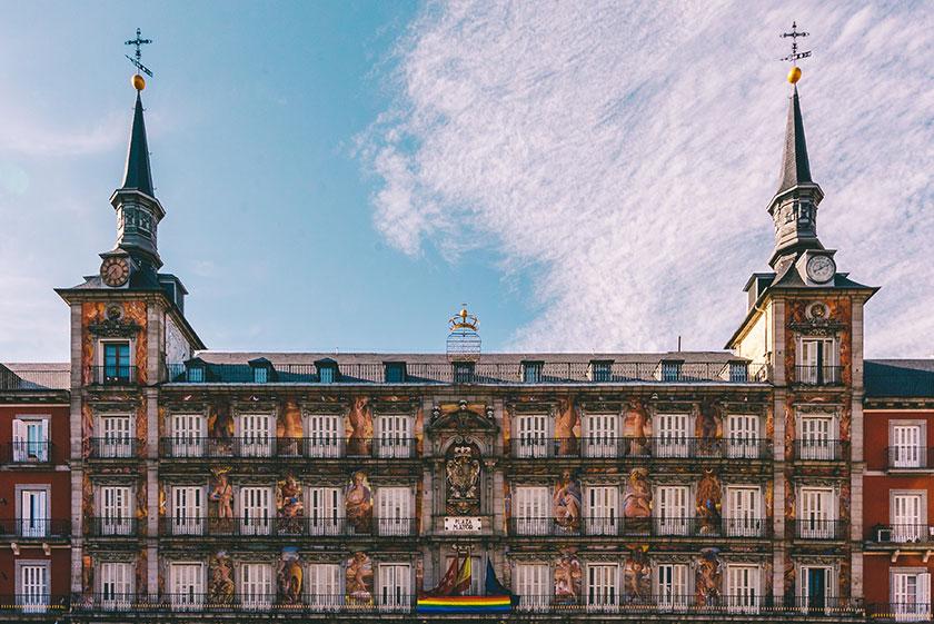 Free Tours por Madrid