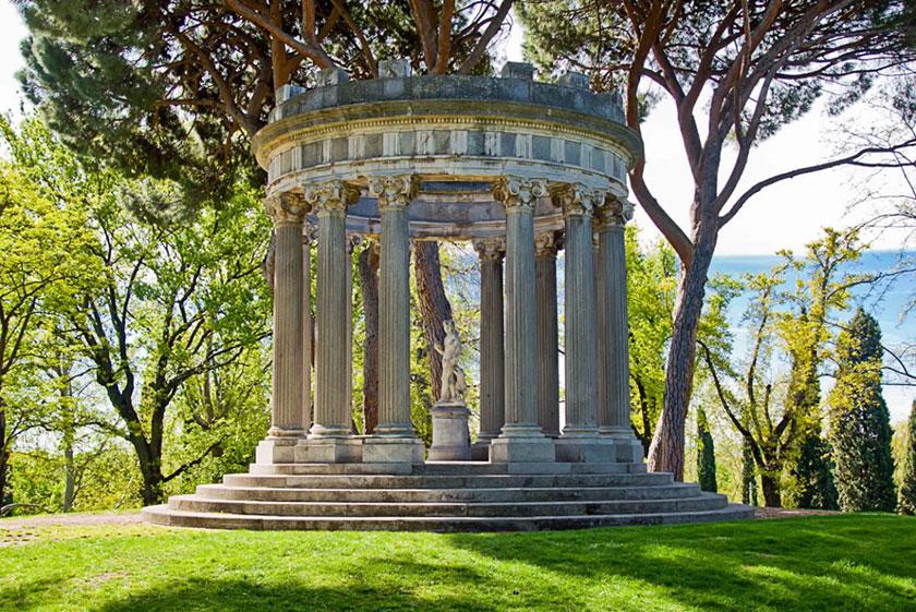 Free Tour parque El Capricho