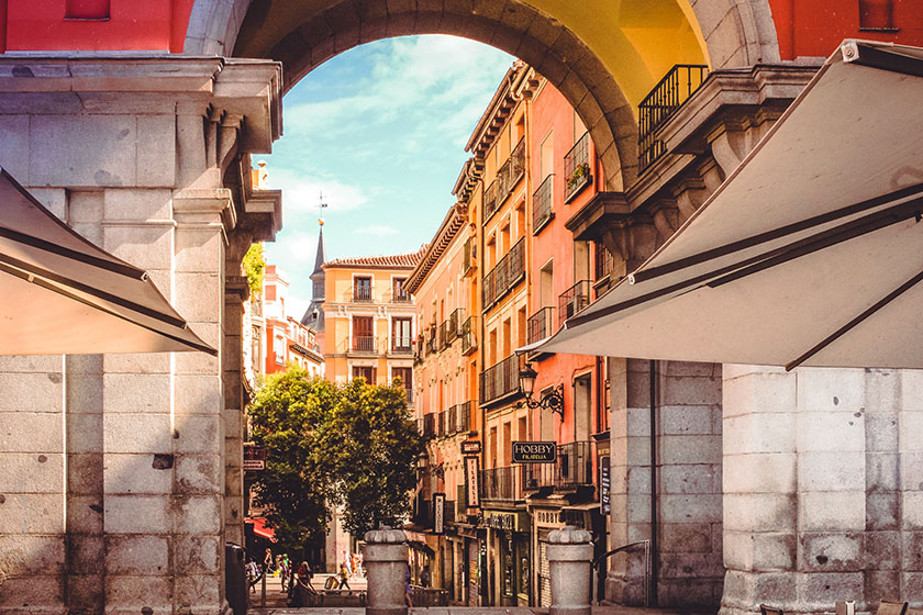 Los mejores free tours por Madrid gratis