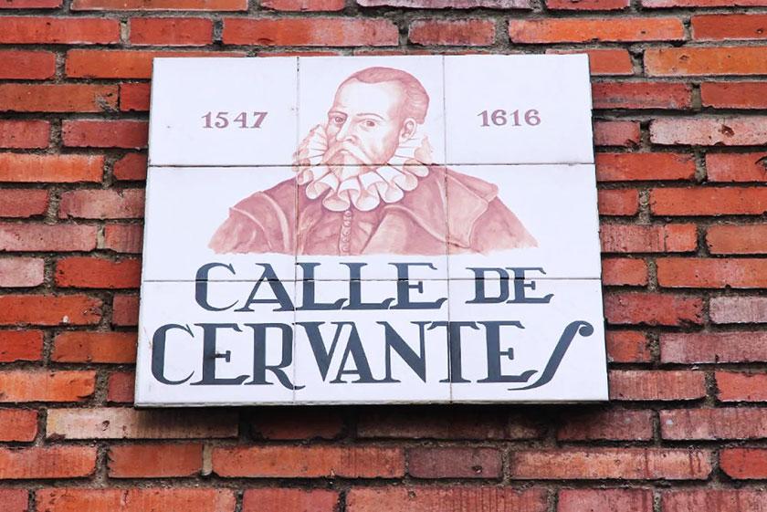 Free tour de Cervantes