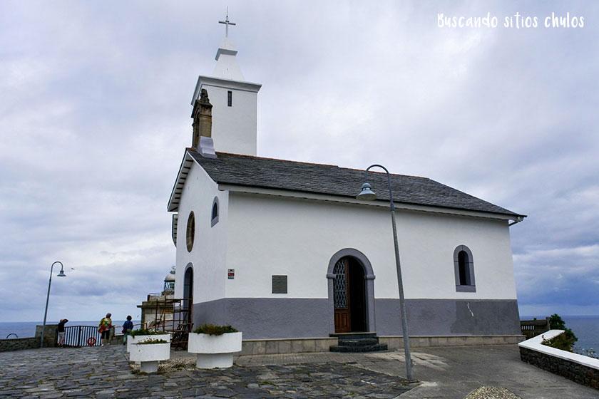 Ermita Nuestra Señora de la Blanca Luarca