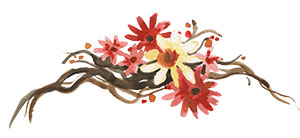 flores-otoño
