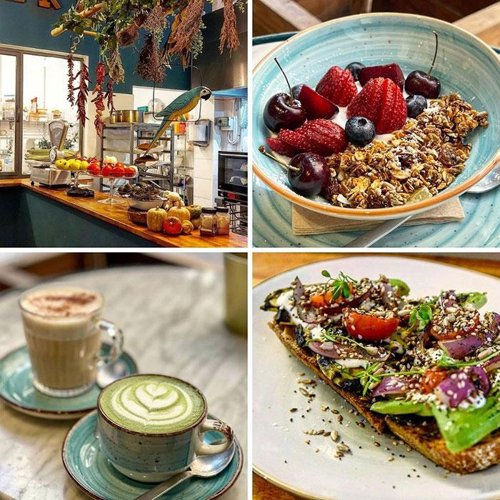 Olula Café en Palma de Mallorca